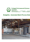 SludgeDry - Automated Batch Process Sludge Dryers Specifications