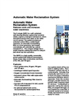 Automatic Water Reclamation System (AWRS) Specifications & Nomenclature (PDF 706 KB)