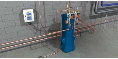 EnwaMatic - Water Treatment for Heating and Cooling Systems