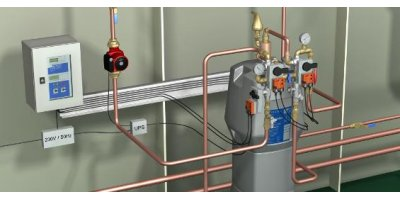Water Treatment for HVAC and Engine Cooling Water