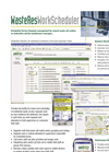 WasteResWorkScheduler Brochure (PDF 135 KB)