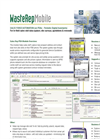WasteRepMobile Brochure (PDF 125 KB)