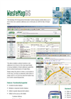 Wastedge - GIS Mapping Brochure (PDF 147 KB)