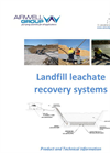 Airwell - Landfill Leachate Recovery System Datasheet