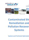 Contaminated Site Remediation and Pollution Recovery Systems Brochure
