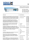 Signal - Model 7000FM - GFC Infra-red Analyser - Datasheet