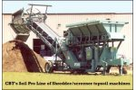 CBT - Soil Pro Shredder / Screener Topsoil Machine