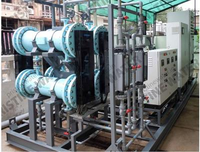 Pristine Water - Model PCP - Continuous Production Electrochlorinators - Brine Based Systems