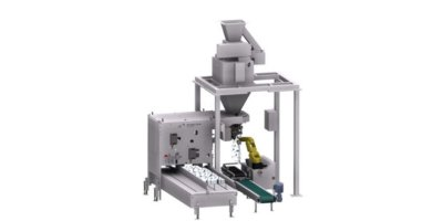 Model PTH-900 Series - Fully Automated Open-Mouth Bagger