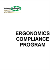 Ergonomics Compliance Program Brochure