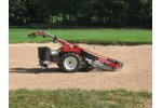 H. Barber & Sons SAND MAN - 850 - Walk Behind Sand Cleaner
