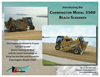 Cherrington 5500 Beach Screener- Broucher