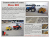 Cherrington - Model 800 - Beach Cleaner / Mobile Screener - Brochure