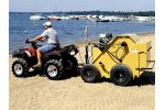 Cherrington - Model 800 - Beach Cleaner / Mobile Screener