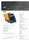 HARTL - HBC 1250 - Crusher - Brochure