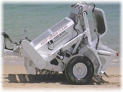 Boss Beach Cleaner System