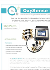 OxyPerm - System - Fully Scalable Permeation System for Films, Bottles and Packages – Brochure