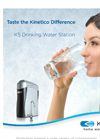 K5 Drinking Water Station - Taste the Kinetico Difference Brochure (PDF 1.069 MB)