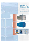 Chemical Storage Buildings