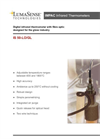 IMPAC - Model IS 50-LO–GL - Infrared Thermometers Datasheet
