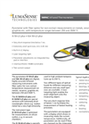 IMPAC - Model IS 50-LO Plus & IGA 50-LO Plus - Infrared Thermometers Datasheet