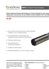 IMPAC - Model IN 300 - Small, Stationary Infrared Thermometers Datasheet