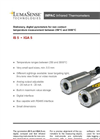 IMPAC - Model IS 5 & IGA 5 - Infrared Thermometers Datasheet