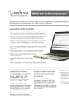 LumaSoft 7870 - Application Software Multipoint Monitoring - Datasheet