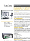 Application Note - Leak Testing on Mobile A/C Equipment