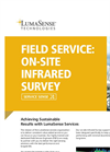 On-Site Infrared Survey Support Services Brochure