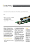 ANDROS - Model 6511 - Gas Monitoring and Analysis System Brochure