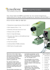 IMPAC - Model IS 12 & IS 12-S & IGA 12-S - Portable Digital Pyrometer Datasheet
