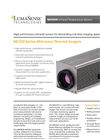 LumaSense MIKRON - Model MC320 Series - Thermal Imagers - Brochure