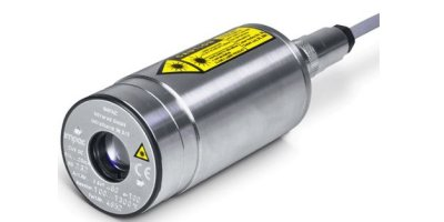 IMPAC - Model IN 5/5 - Compact Pyrometer for Temperature Measurement