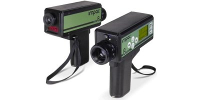 LumaSense IMPAC - Model IS 8 pro - Portable Digital Pyrometers for Non-Contact Temperature Measurement