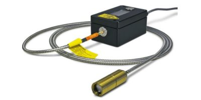 LumaSense IMPAC - Model IS 50-LO plus - Pyrometer With Fiber Optics for Non-Contact Measurements
