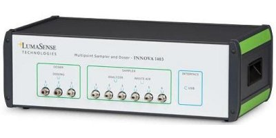 LumaSense INNOVA - Model 1403 - Multipoint Sampler and Doser