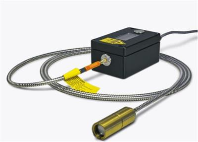 LumaSense - Model IS 50-Si-LO plus - Pyrometer with Fiber Optics for Non-contact Measurements
