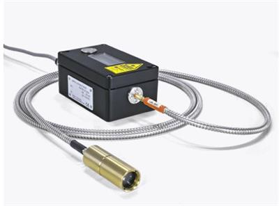 Accurate Pyrometer with Fiber Optics for Non-contact Temperature Measurement-1