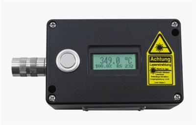 Accurate Pyrometer with Fiber Optics for Non-contact Temperature Measurement-2