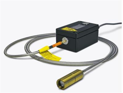 LumaSense - Model IS 50/055-LO plus - Accurate Pyrometer with Fiber Optics for Non-contact Temperature Measurement