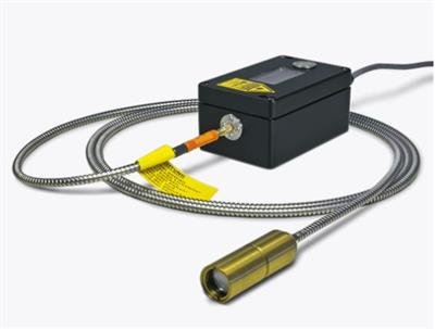 LumaSense IMPAC - Model IGA 50-LO plus - Pyrometer with Fiber Optics for Non-contact Measurements