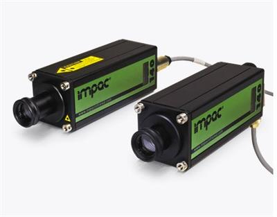 LumaSense IMPAC - Model IGA 140/23 - Pyrometer with Focusable Optics for Non-contact Temperature Measurements