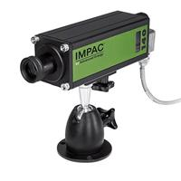 Impac IN - Model 140/5 Series - Fast, Digital Pyrometer for Measurement of Glass Surfaces, 250 and 2500°C