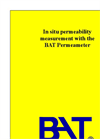 BAT Permeameter - Permeability Measurement -Brochure