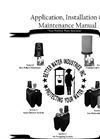 BWI - Application, Installation & Maintenance Manual