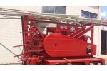 Bucyrus-Erie - Model 22W Series - Three Drilling Machines
