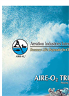 Aire-O2- Model Triton  - Process Aerator/Mixer Brochure