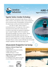 Aire-O2 - Model Turbo - Surface Aerators– Product Sheet