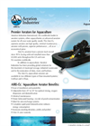AIRE-O2 Aquaculture Aerator - Product Sheet